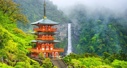 Découvrir les merveilles du Japon en le visitant