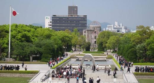Hiroshima commémore le 73e anniversaire du bombardement atomique