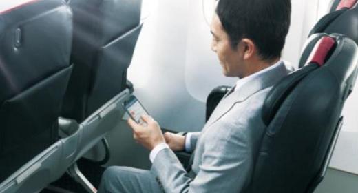 Japan Airlines : le Wi-Fi devient gratuit sur les vols domestiques