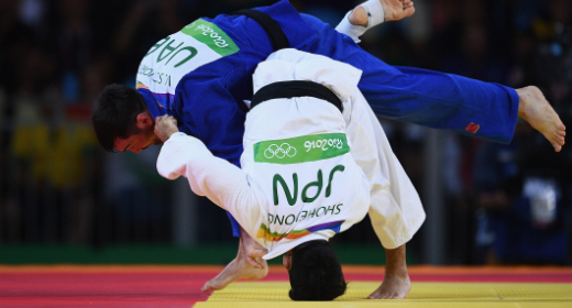 Le judo, l'art de la défense souple