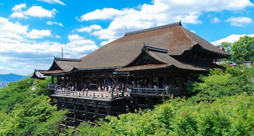 Les 10 endroits à visiter à Kyoto