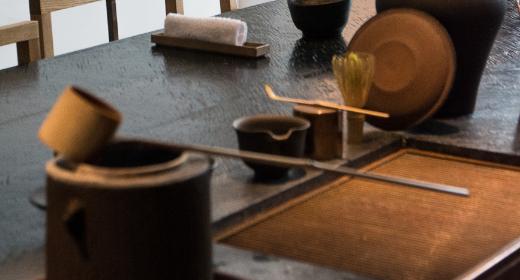 Sakurai Japanese Tea Experience : dégustation de thés à Tokyo