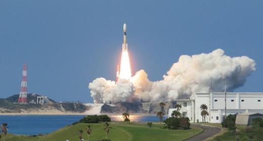 Le Japon lance avec succès un nouveau satellite de géolocalisation