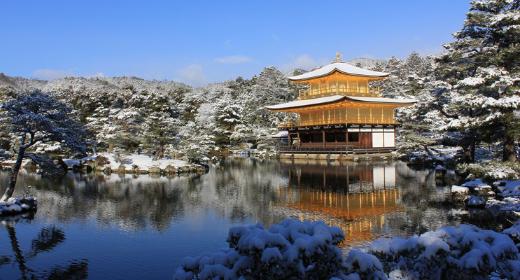 10 temples à voir absolument au Japon