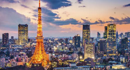 Tokyo, la ville qui ne dort jamais