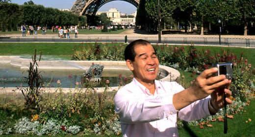 Les touristes japonais reviennent massivement à Paris