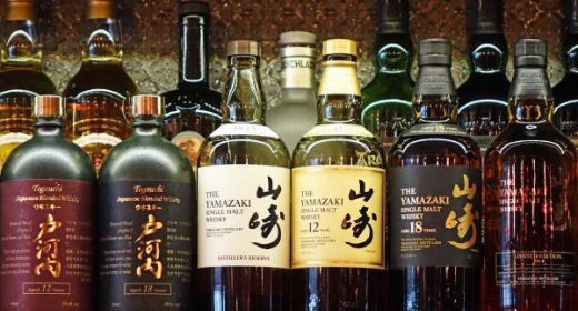Whisky japonais : l'apprenti a-t-il surpassé le maître ?